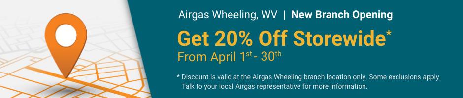 Airgas Wheeling
