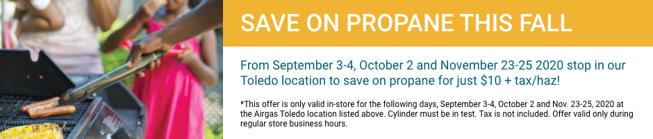 Save on Propane This Fall